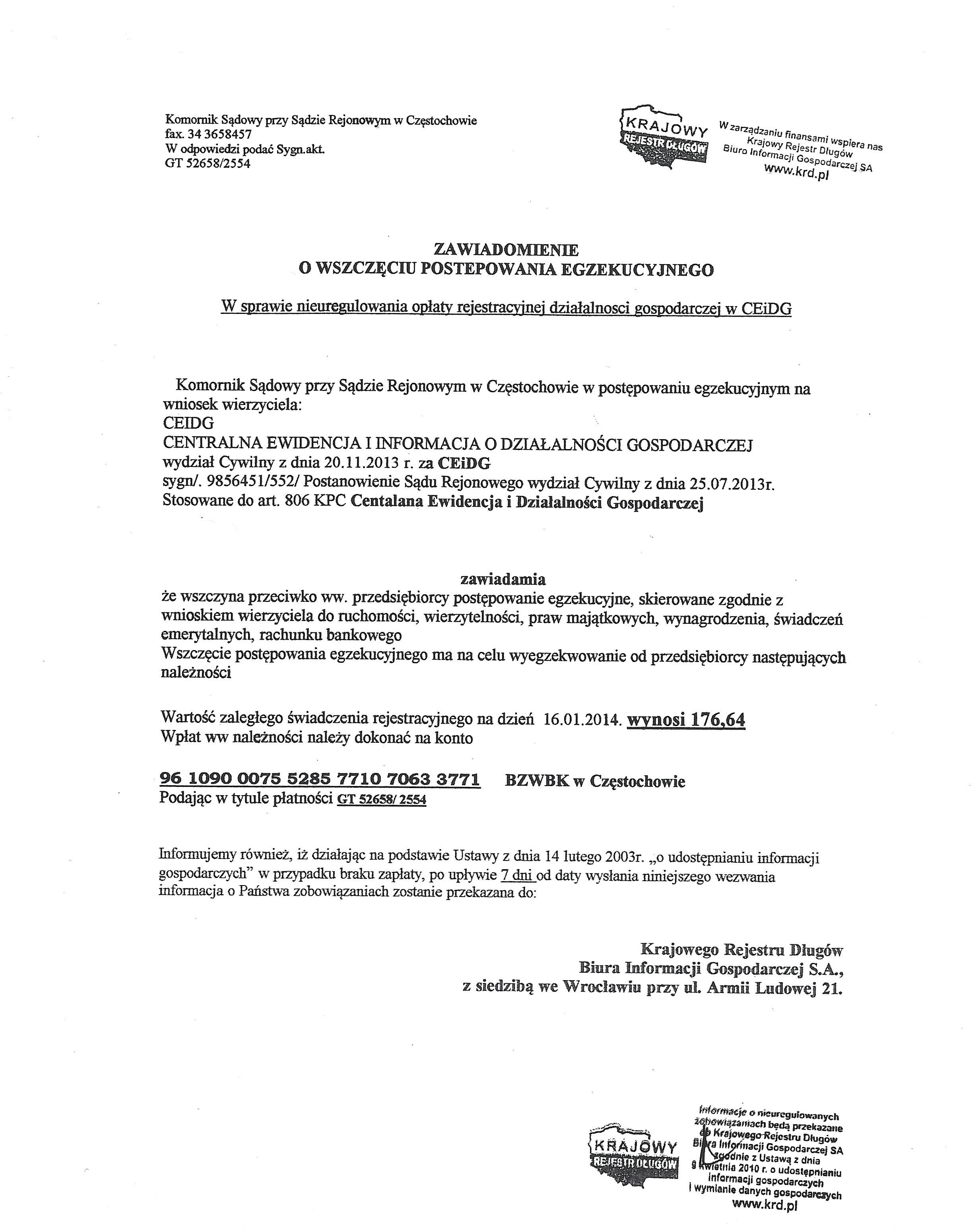 bc7822ac55c503 Prokuratura Okręgowa w Częstochowie - Prokuratura Okręgowa w Częstochowie